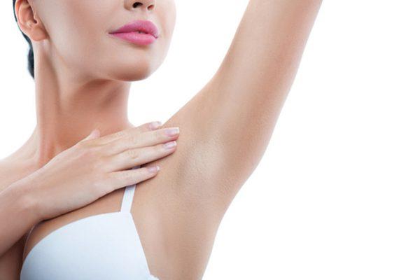 Hyperhidrose: mit Botox gegen Achselschweiß