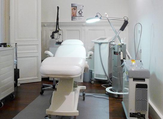 Chemisches Peeling Acuraklinik